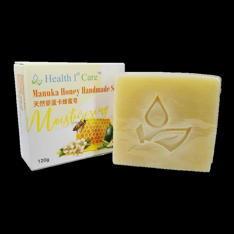 天然麥蘆卡蜂蜜皂
